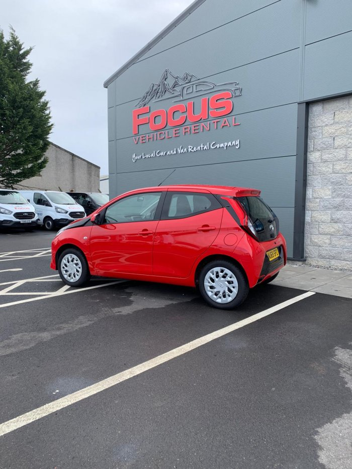 Image of Toyota Aygo or similar
