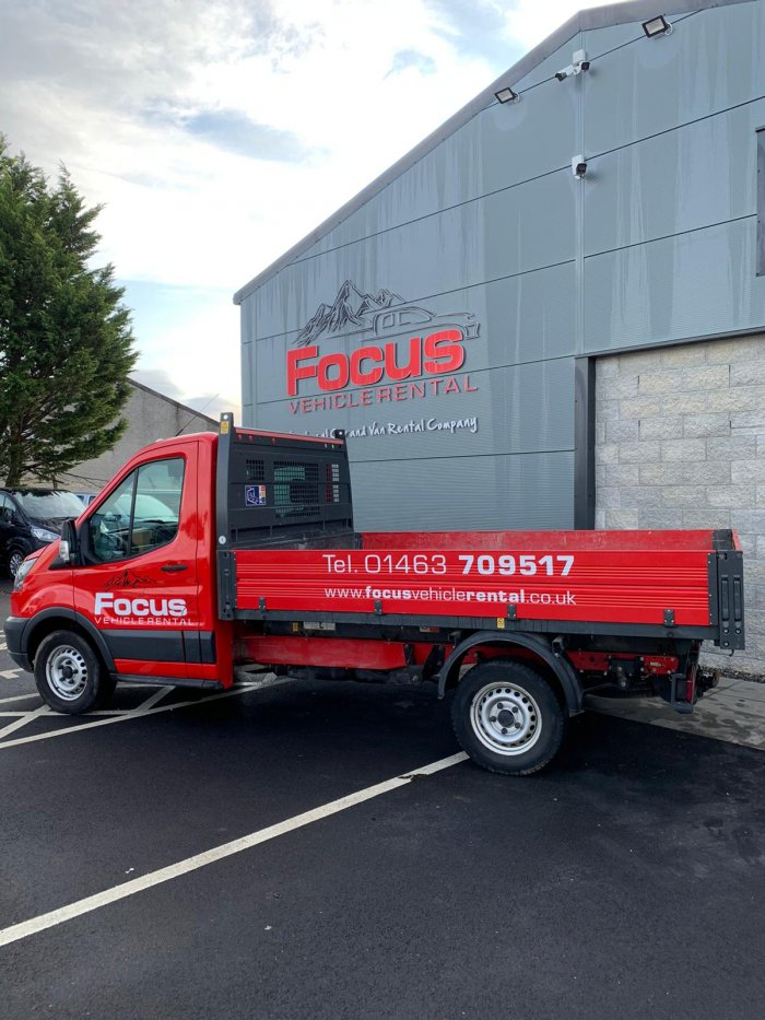 Image of Ford Transit Tipper
