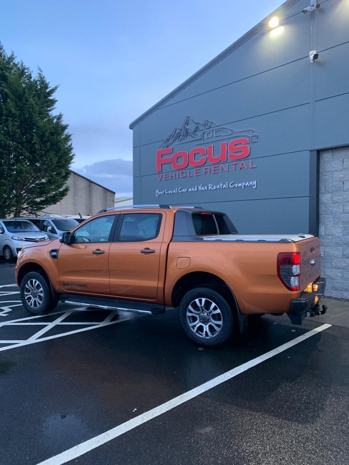 Image of FORD RANGER WILD TRAK