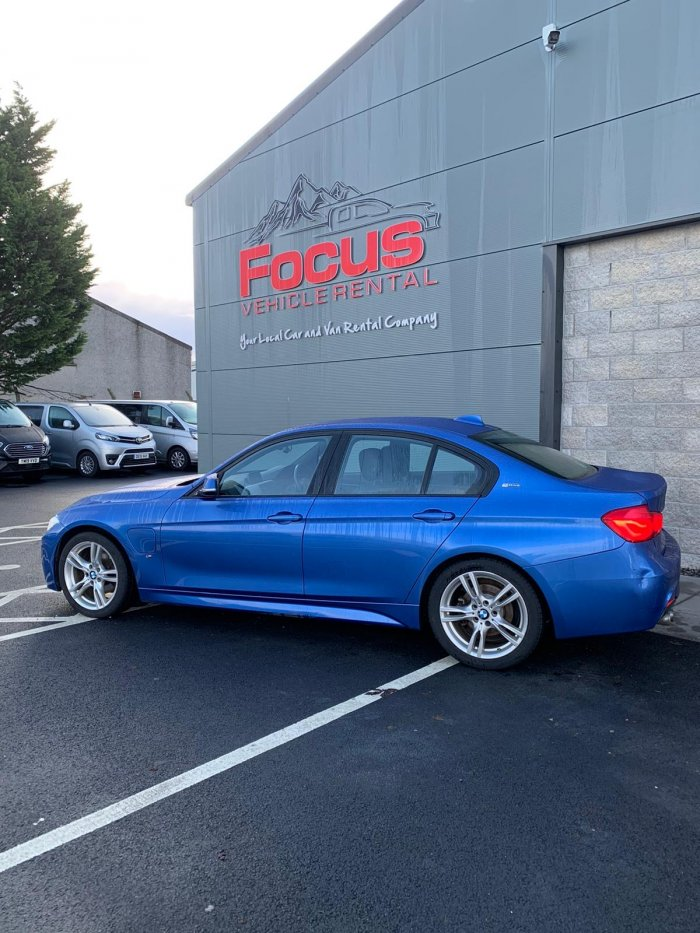 Image of BMW 330 M Sport Hybrid Automatic